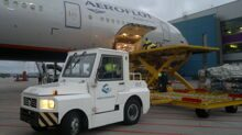 Cargo-Vladivostok to Service U1700/1701, SU1702/1703 Aeroflot-Russian Airlines Flights from 1 January 2015